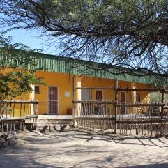 Im Hostel wohnen Kinder aller Klassenstufen