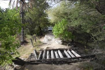 The Old Bridge in Maun