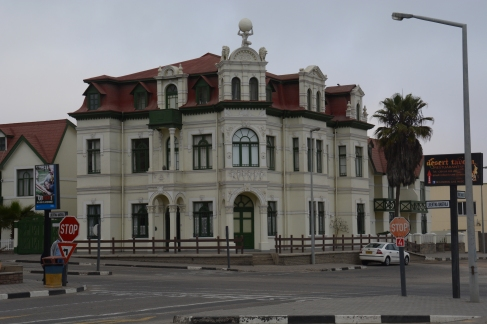 Prachtvolle Bauten erinnern an Kaiserzeiten