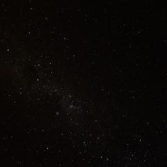 Der Sternenhimmel in der Wüste...